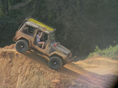 Jeep Fest - Jasper Pickens County Georgia, September 2013