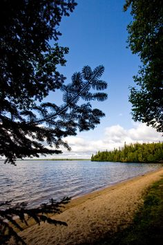 Rene Brunelle Provincial Park The Great Outdoors, Park, Beach, Water, Gripe Water, The Beach, Parks, Beaches, Outdoor Life