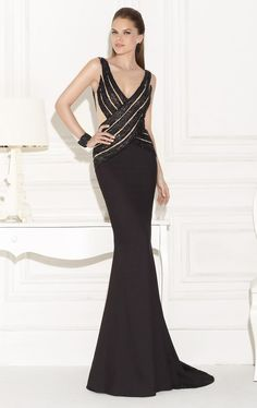 Tarik Ediz 92471 Dress - MissesDressy.com