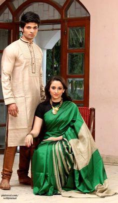 handloom matka silk, Rene Kolkata