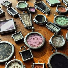 Vintage Lace Lockets by Simple Designs