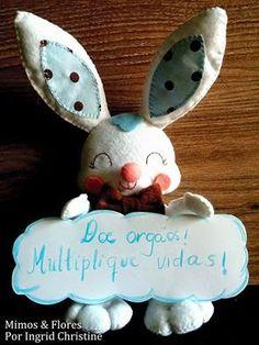 Mimos & Flores: Ainda sobre a Páscoa!