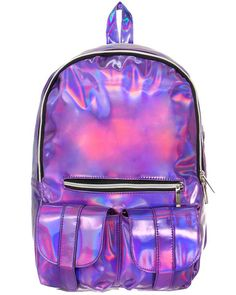THAT PURP BACKPACK <3 let him know u stylish af <3 shop the vday section at SHOPJEEN.com