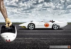 Speed Racer Real Mach 5 Car | v3cropMach502 710x486 Photographing And Driving The Real Speed Racer ...