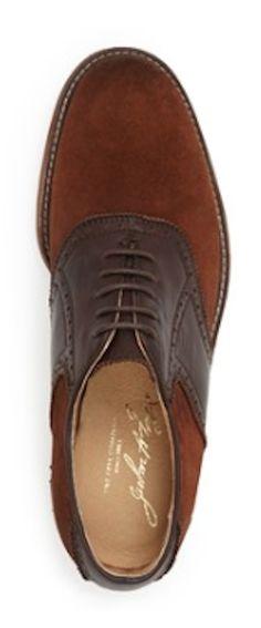 Nice Saddle Shoes, Shoe Boots, Me Too Shoes, Men's Shoes, Dapper Men, Dear Future, Well Dressed Men, Men's Accessories, Brogues