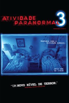 Paranormal Activity 3 【 FuII • Movie • Streaming
