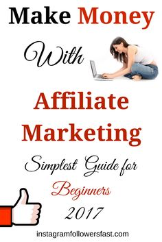 Affiliate Marketing Tips So You Can Get Started. Various web marketing tactics are used in order to get a job finished. The jobs that you can get done often depend on whether you have the technological ca Earn Money Online Fast, Earn Money From Home, Make Money Blogging, Way To Make Money, Earning Money, Entrepreneur, Work From Home Tips, Online Jobs, Online Income