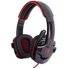 Compare Price Sades 901 USB Gaming Headset Surround Sound 901 Game Headphone Earphone with Microphone for PC computer Gamer Gaming Headset, Gaming Headphones, Headphones With Microphone, Computer Humor, Buy Computer, Surround Sound, Usb, Best Home Theater System, Headpieces