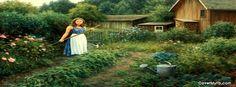 Tending the Garden Facebook Cover