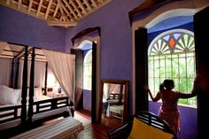 """""""People come here because they are driven by a sense of finding the authentic.""""  Hotels With History in Goa, India - NYTimes.com"""