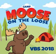 Camp Moose On The Loose Decorations Regular Baptist Press