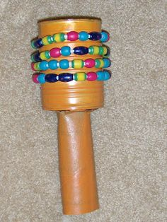 how to make musical instruments from waste material