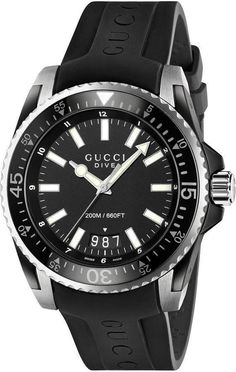 Gucci Dive, 45mm  mens watches, mens watches affordable, mens watches under $200, mens watches 2018, mens watches popular, mens' watches, men's watches #menswatchesunder$200 #menswatchesaffordable