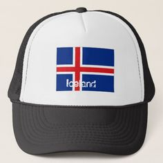Sveriges Flagga - Flag of Sweden - Swedish Flag Trucker Hat, Adult Unisex, Size: One size, White and Black Iceland Flag, Flags Europe, Flags With Names, Sweden Flag, Diamond Image, National Flag, Custom Hats, Dog Bowtie, Reusable Tote Bags