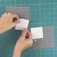 Bow tie #quiltblock #videotutorial The full video and tutorial are on my blog #patchwork #quilting #quiltsofinstagram