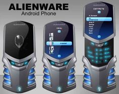 !alienware android phone
