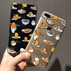New Gudetama Phone Case For iphone 7 Case For iphone 7 7 Plus 6s 6 Plus Cartoon Lazy Egg High Quality Soft TPU Phone Covers