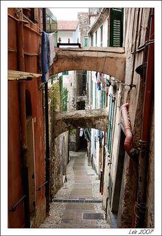 La Pigna (città vecchia), Sanremo