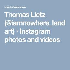 Thomas Lietz (@iamnowhere_landart) • Instagram photos and videos Photo And Video, Couples, Instagram, Videos, Photos, Bohemian, Inspire, Nature, Beauty