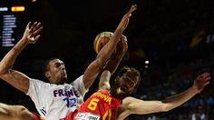 Après Espagne-France (52-65) : Rudy Gobert, l'improbable rookie qui a écoeuré les frères Gasol - Coupe du Monde 2014 - Basketball - Eurosport