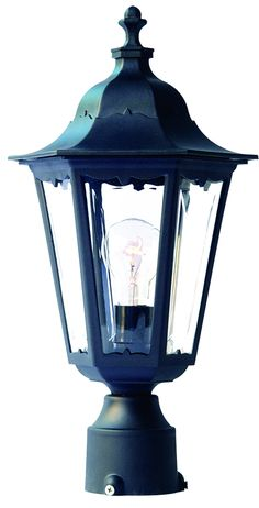 The Acclaim Lighting Tidewater 1 Light Outdoor Post Mount Light Fixture exudes timeless style to bring your outdoor space a refined look. This post. Lantern Set, Led Lantern, Outdoor Lantern, Outdoor Post Lights, Outdoor Lighting, Outdoor Decor, Traditional Post Lights, Lamp Post Lights, Outdoor Light Fixtures