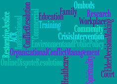 Association for Conflict Resolution special interest Sections