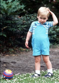 Prince George's Preppy Look: Why He's Always Adorably Dressed in Shorts!