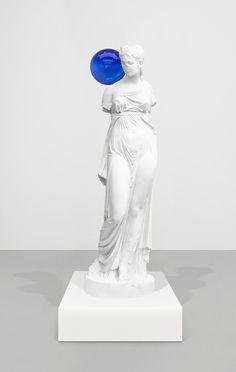 Gazing Ball by Jeff Koons