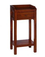 Tables de Chevet: Collection COLONIAL 1 tiroir
