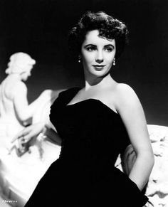 Elizabeth Taylor. Because she was a huge inspiration for many young women and was a great role model. RIP
