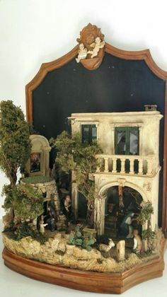 it forum topic.TOPIC_ID& Portal, Archangel Michael, Xmas, Christmas, Naples, Cribs, Miniature, Scene, Around The Worlds