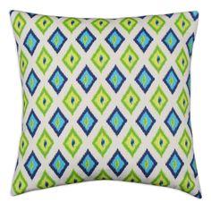 Chooty & Co. www.chooty.com Carnival Grasshopper Pillow