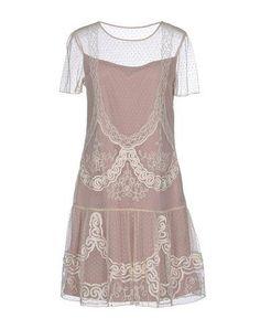 ALICE BY TEMPERLEY Short dress kvinnor #minidress #alicetemperley #women #designer #covetme #alicebytemperley