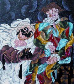 FerrArt Gallery / Münchenstein | Meschere Impressionism Art, Picasso, Gallery, Blue, Painting, Impressionism, Kunst, Painting Art, Paintings
