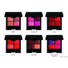 Palette Lip 4 Lipstick SLEEK MAKEUP