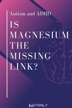 Magnesium is one of the most common deficiencies plaguing our health. 75% of Americans aren't getting enough magnesium, and out health is suffering because of it. Learn all about the amazing health benefits of magnesium for anxiety, depression, Autism, ADHD, obesity, heart health, and so much more! #magnesium #magnesiumbenefits #hearthealth #mentalhealth #autism #adhd