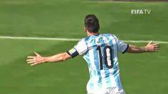 Messi! Porque contra a genialidade não há argumentos