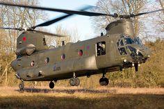 Boeing Chinook HC4 - ZA714 - 28 Sqn OCU - RAF