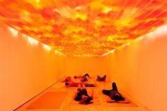 Do nascer ao pôr do sol, 2013, Palacio das Artes, Belo Horizonte, Minas Gerais.