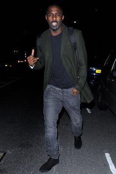 The Idris Elba Lookbook Photos | GQ