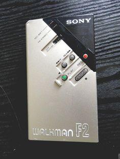 sony wm-f2 vintage retro walkman fm radio cassette recorder rare !!! from $105.0