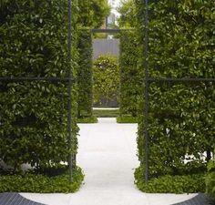 Green wall gateway