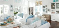 Haus and Home: Relaxed Casey Key Florida Home