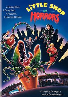 Little Shop of Horrors [PN1997 .L58 2009] In this musical, Mushnik's Flower Shop houses an exotic potted plant called Audrey II. People are rushing in to see it but if they knew the truth, they would rush right out.