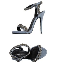 20473b199c2 Ermanno Scervino Women Sandals on YOOX. The best online selection of Sandals  Ermanno Scervino. YOOX exclusive items of Italian and international  designers ...