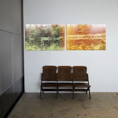"Mark Borthwick, ""Rape Me, Dear Nature Escapes Me"" & ""Rape Me, Nature Escapes Me."" Print via exhibitiona.com"