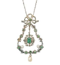 -louis-seize-necklace-with-emeralds-and-diamonds-