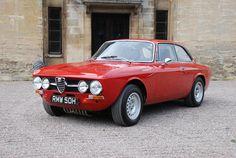 #Alfa #Romeo 1750 GTV #italiandesign