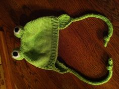 Baby frog for Pebs