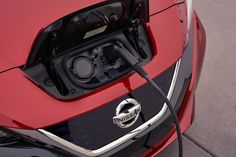 Plug in with the all-new Nissan LEAF